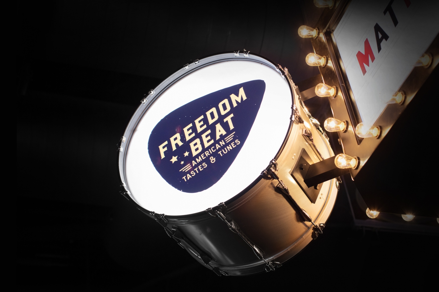 Freedom Beat, Downtown Grand